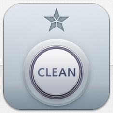 iDelete temp file cleaner Icon